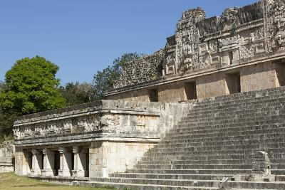 Nuns Quadrangle, Uxmal, Mayan Archaeological Site, Yucatan, Mexico, North America-Richard Maschmeyer-Photographic Print