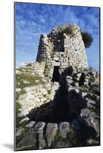 Nuraghe Is Paras (15th Century BC), Isili, Sardinia, Italy