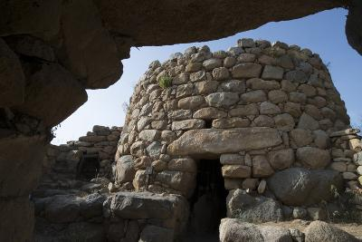 Nuraghe La Prisgiona Archaeological Site, Dating from 1300 Bc, Near Arzachena, Sardinia, Italy-Ethel Davies-Photographic Print