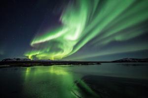 Northern Lights/Aurora Borealis by nurdugphotos