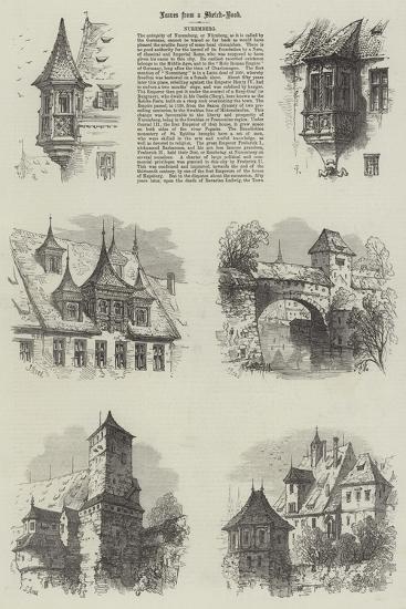 Nuremberg-Samuel Read-Giclee Print