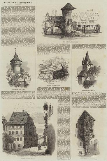 Nuremberg--Giclee Print