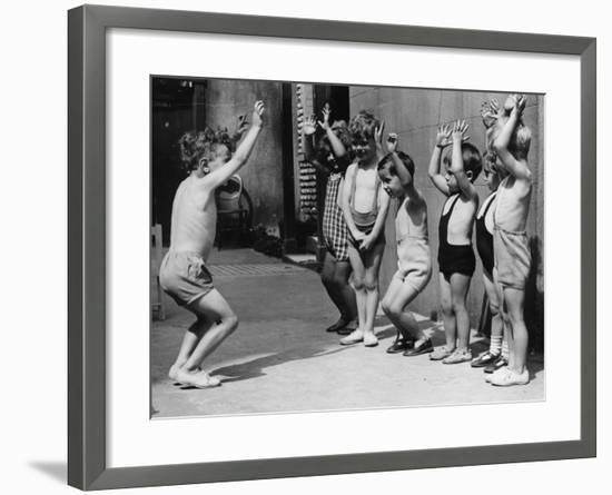 Nurseryland--Framed Photographic Print