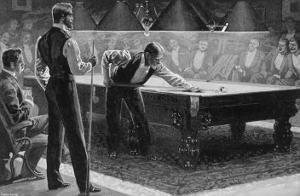 Nursing the Balls: Serious Game of Billiards