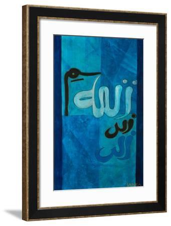Nuru 1, 2008-Sabira Manek-Framed Giclee Print