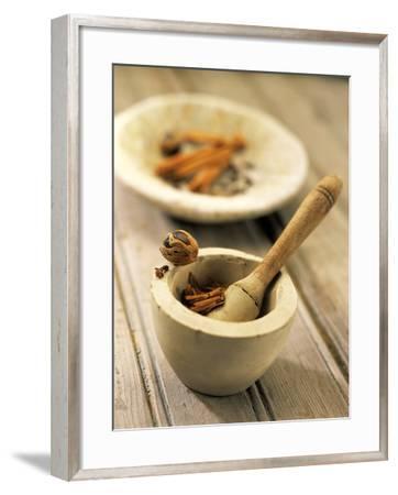 Nutmeg and Cinnamon-Simon Smith Photography Ltd-Framed Photographic Print
