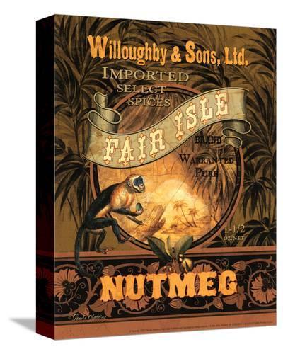 Nutmeg-Pamela Gladding-Stretched Canvas Print