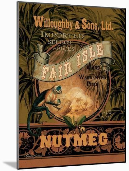 Nutmeg-Pamela Gladding-Mounted Art Print