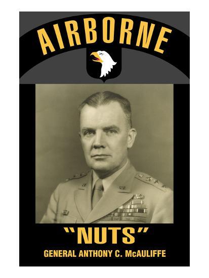 Nuts-Wilbur Pierce-Art Print