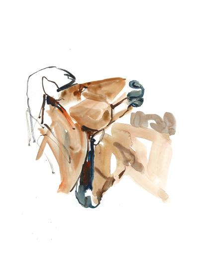 Nuzzle (Przewalski), 2013-Mark Adlington-Giclee Print