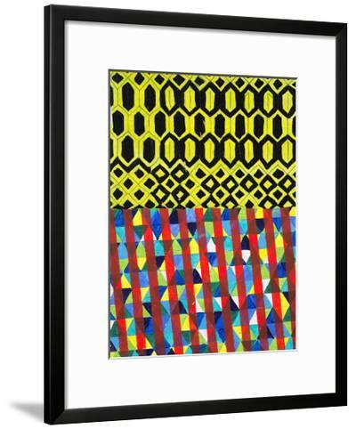 NY 1215-Jennifer Sanchez-Framed Art Print