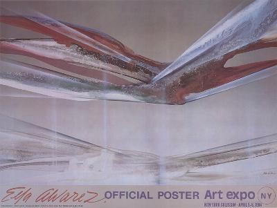 NY Art Expo-Elba Alvarez-Collectable Print