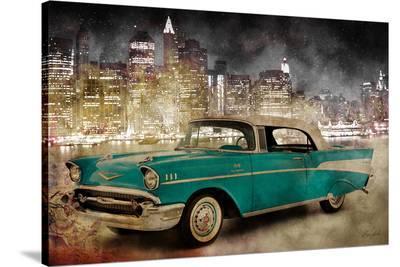 NY Drive I--Stretched Canvas Print