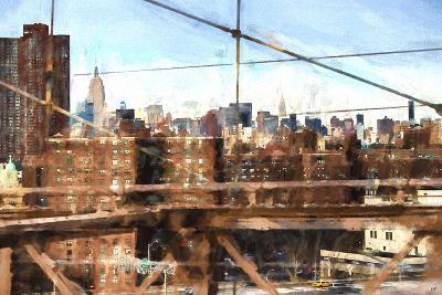 NY Skyline-Philippe Hugonnard-Giclee Print