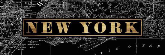NY St Maps-Jace Grey-Art Print