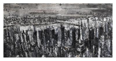 NYC 2-Paolo Ottone-Art Print