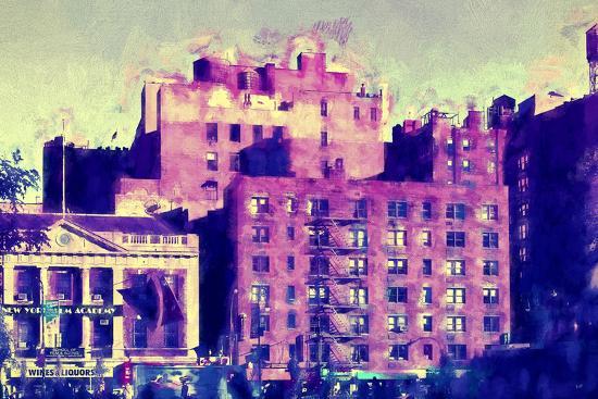 NYC Academy-Philippe Hugonnard-Giclee Print