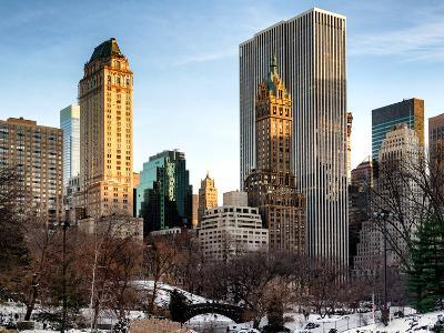 NYC Architecture and Buildings-Philippe Hugonnard-Photographic Print