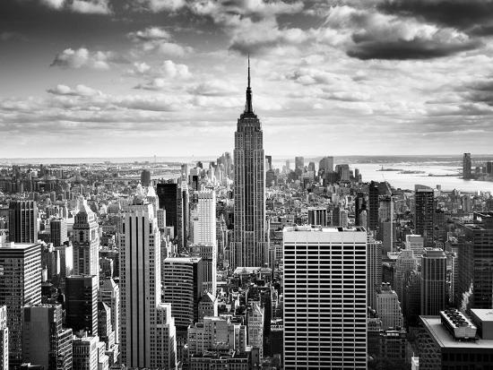 NYC Downtown-Nina Papiorek-Photographic Print