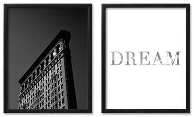 NYC Dream Framed Set