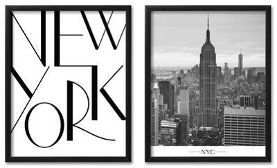 NYC Framed Set
