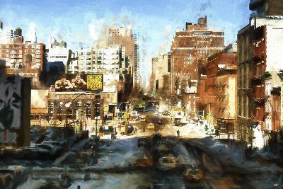 NYC Garment District-Philippe Hugonnard-Giclee Print