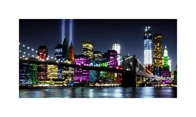 NYC In Living Color II-Carly Ames-Giclee Print