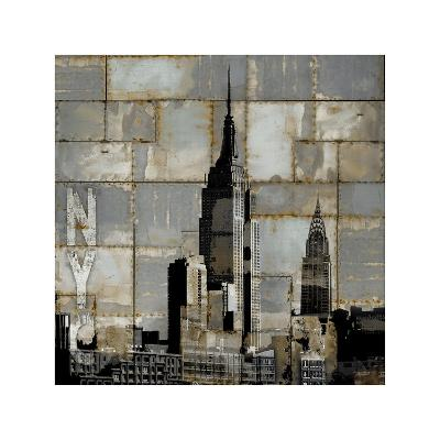 NYC Industrial II-Dylan Matthews-Giclee Print