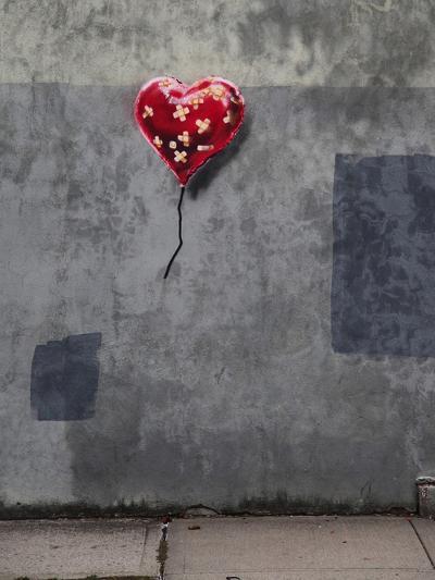 NYC Love-Banksy-Giclee Print