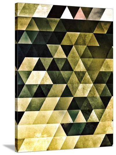 Nylls Of Gyydyn-Spires-Stretched Canvas Print