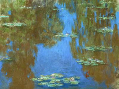 Nympheas (Waterlilies), 1903-Claude Monet-Giclee Print