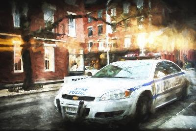 NYPD Police-Philippe Hugonnard-Giclee Print