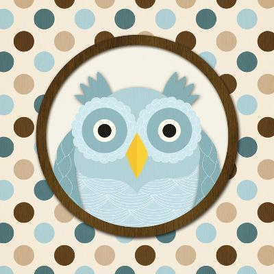O Is for Owl I-N^ Harbick-Art Print