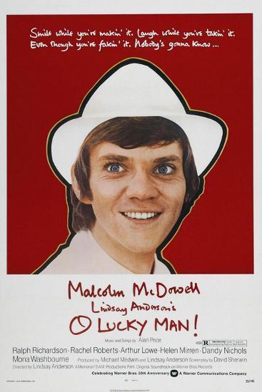 O Lucky Man!, 1973--Giclee Print