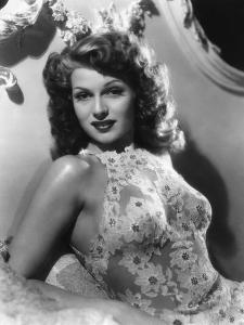 O toi ma Charmante YOU WERE NEVER LOVELIER by WilliamSeiter with Rita Hayworth, 1942 (b/w photo)