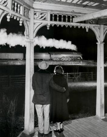 Max Meadows, Virginia, 1957