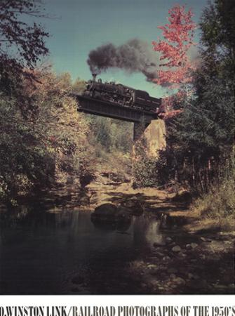 Train #201 East Bound Over Bridge 52