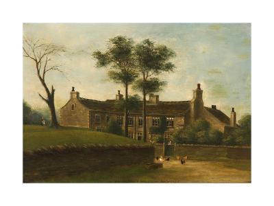 Oakenrod Hall, Rochdale, Lancashire, 1885-Edward Beaumont-Giclee Print
