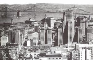 Oakland Bay Bridge, San Francisco, California