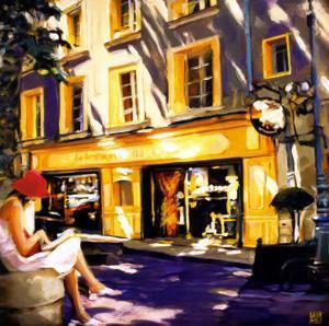 Trattoir Parisien by Oana Lauric