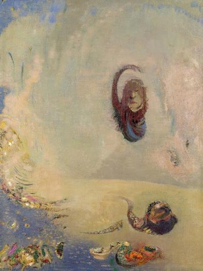 Oannes, C.1910-Odilon Redon-Giclee Print
