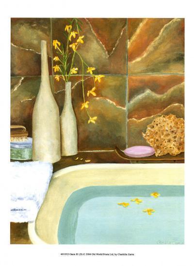 Oasis III-Chariklia Zarris-Art Print