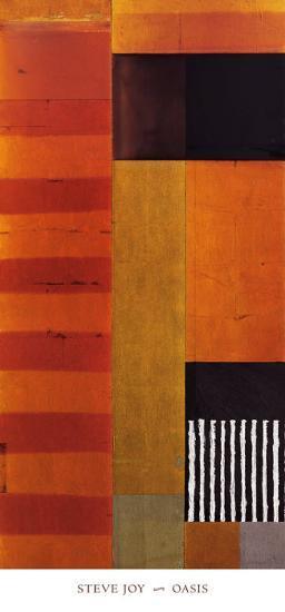 Oasis-Steve Joy-Art Print