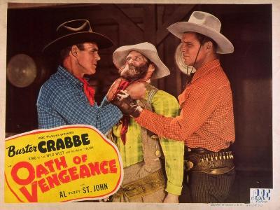 Oath of Vengeance, 1944--Art Print