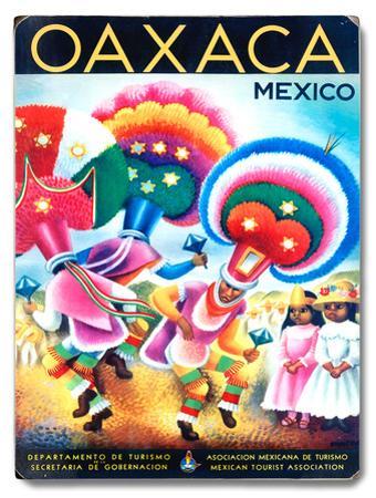 Oaxaca Mexico Travel