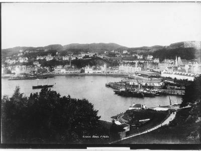 Oban, Argyll and Bute, Scotland--Photographic Print