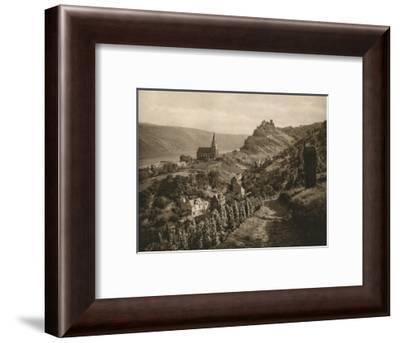 'Oberwesel (Rhein)', 1931-Kurt Hielscher-Framed Photographic Print