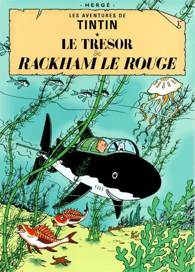Objectif Lune, c.1953-Herg? (Georges R?mi)-Art Print