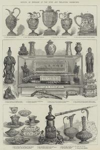 Objects of Interest at the Ryde Art Treasures Exhibition