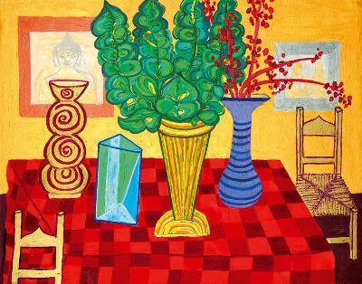 Objets Exotiques-Hedy Klineman-Giclee Print